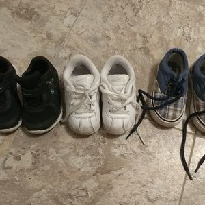 Toddler size 4 & 5 shoes lot